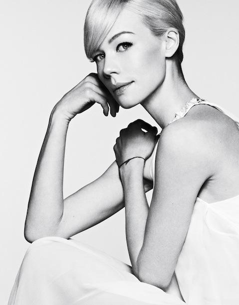 Portrait of fashion designer Erin Fetherston