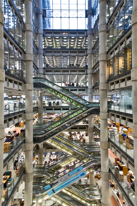 Lloyds of London Image Portfolio