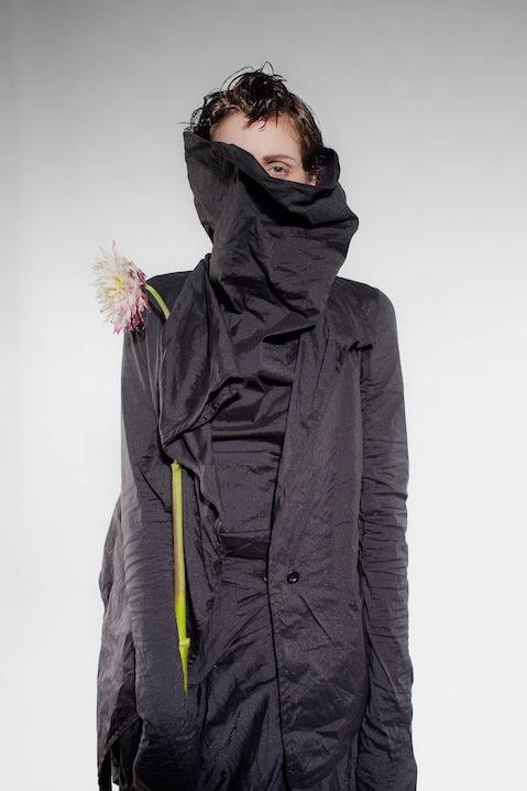 Michiko Koshino black jacket