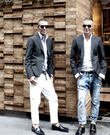 A Day with Dsquared2